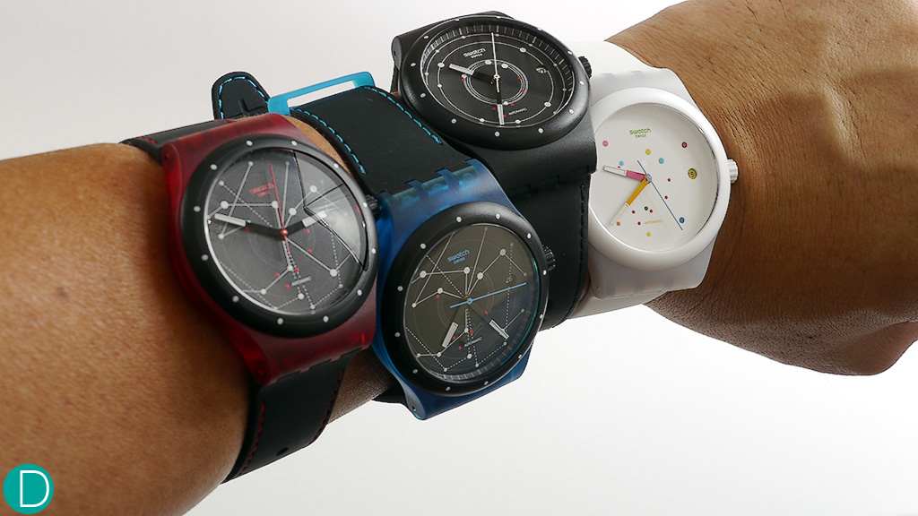 The Collector S View Review Of The Swatch Sistem 51