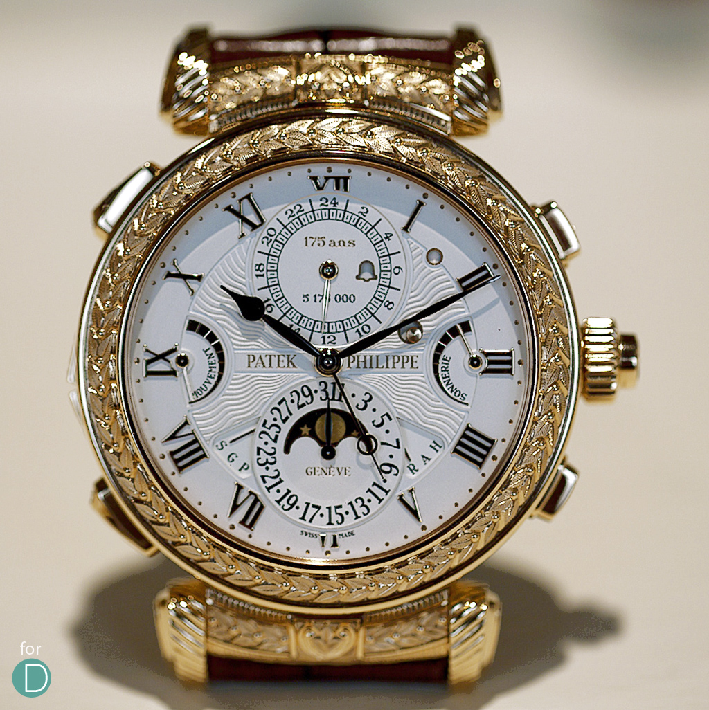 Patek Philippe Watch 175 Pp 5711 Price