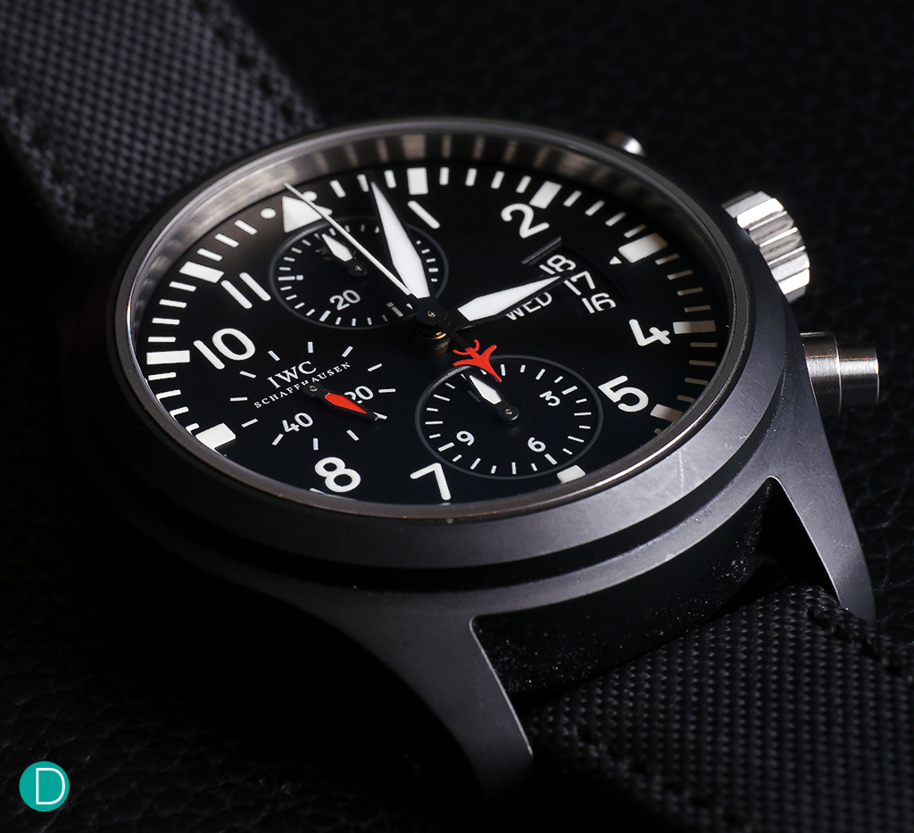 iwc pilot chronograph top gun an airman 39 s perspective part 1 the collector 39 s view