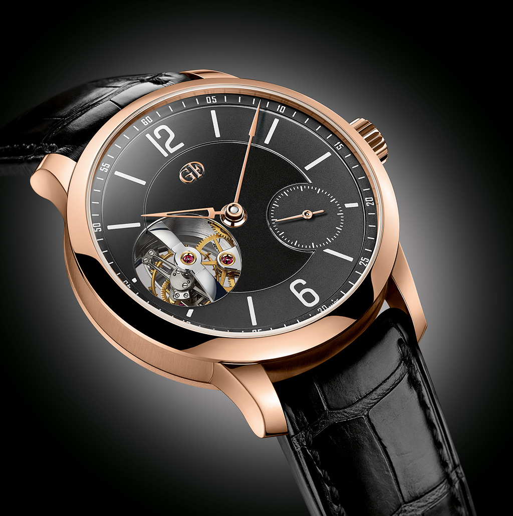 Greubel Forsey Tourbillon 24 Secondes Vision now in Red Gold.