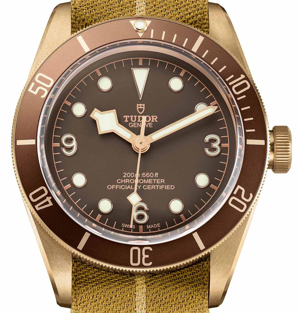 Tudor Heritage Black Bay Bronze.