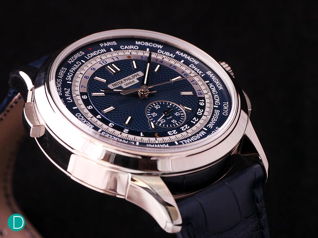 Patek Philippe World Time Chronograph Ref 5930G.