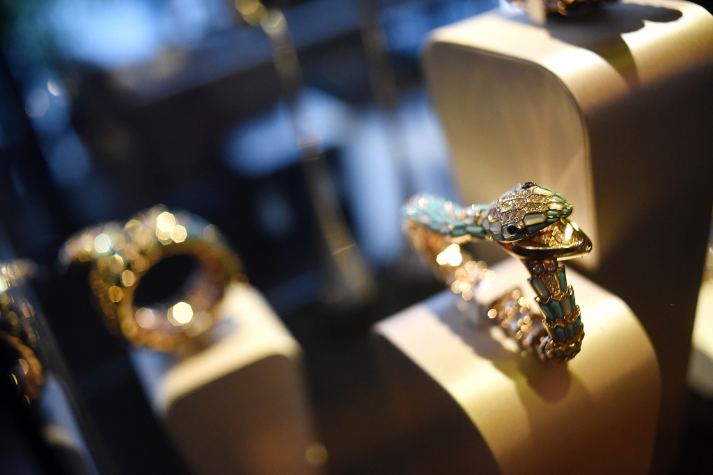 The High Jewellery Serpenti Watches.
