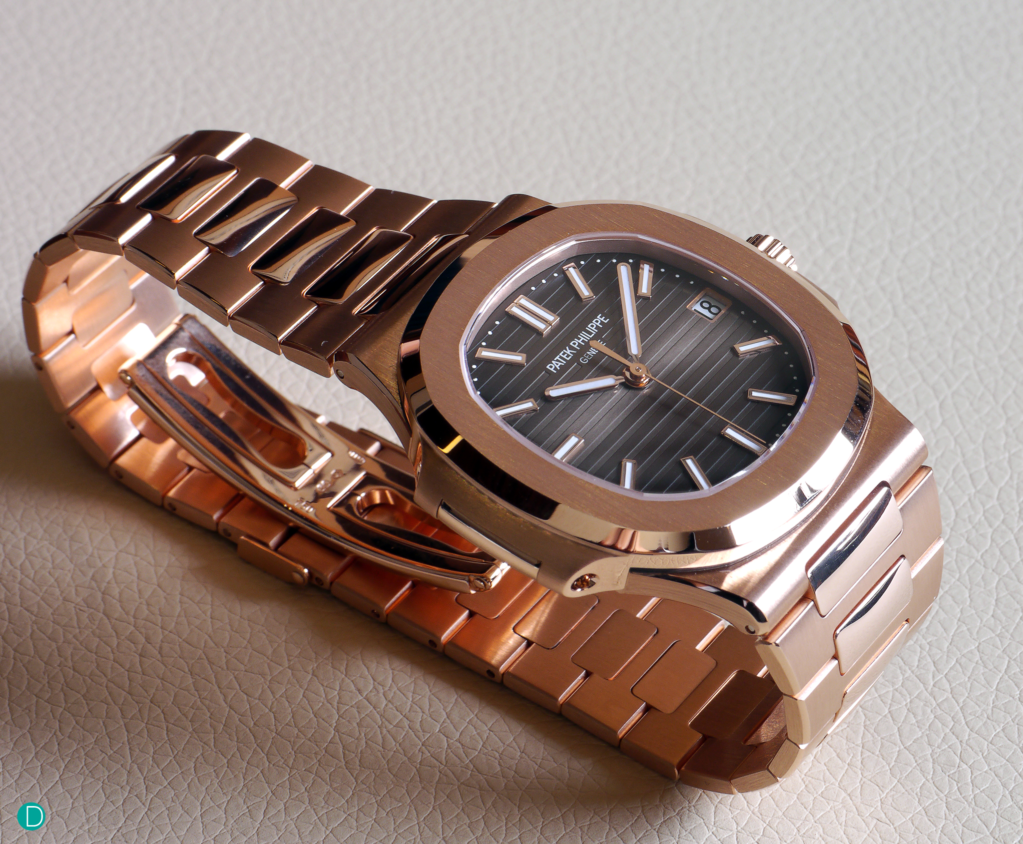 Review: Patek Philippe 5711 Nautilus Rose Gold