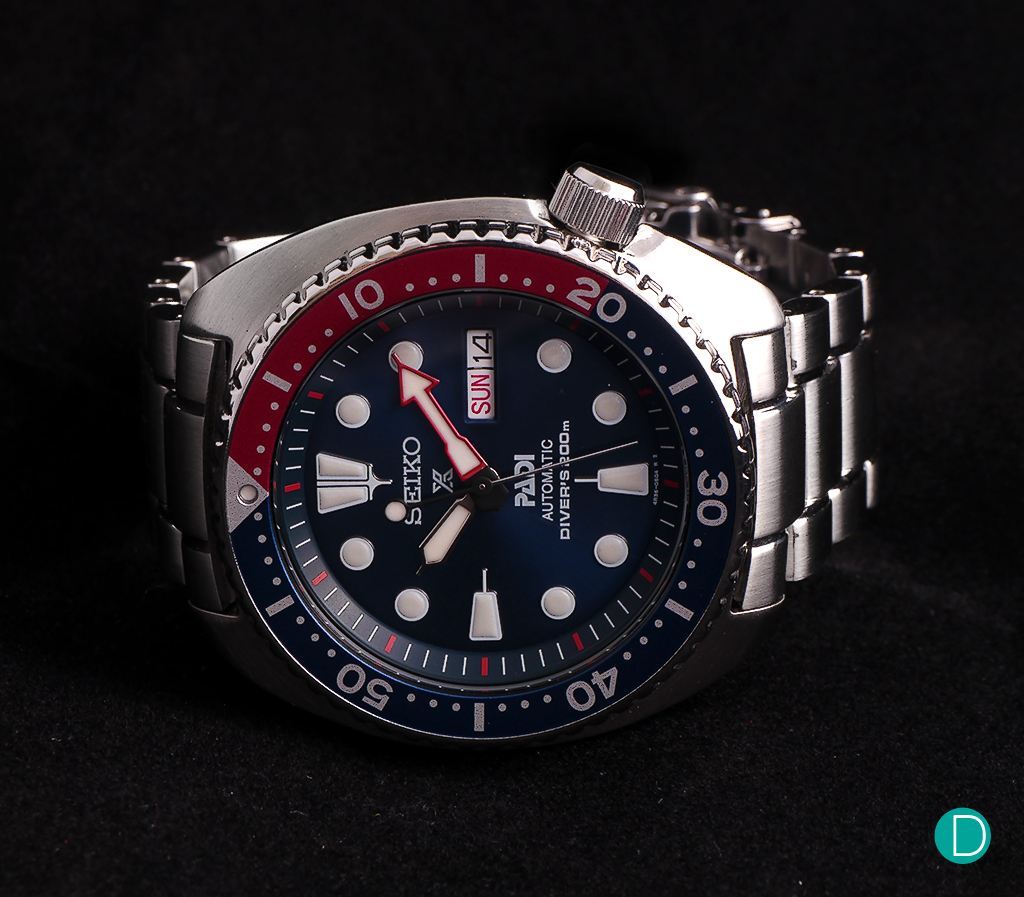 The Seiko Automatic Divers PADI SRPA21.