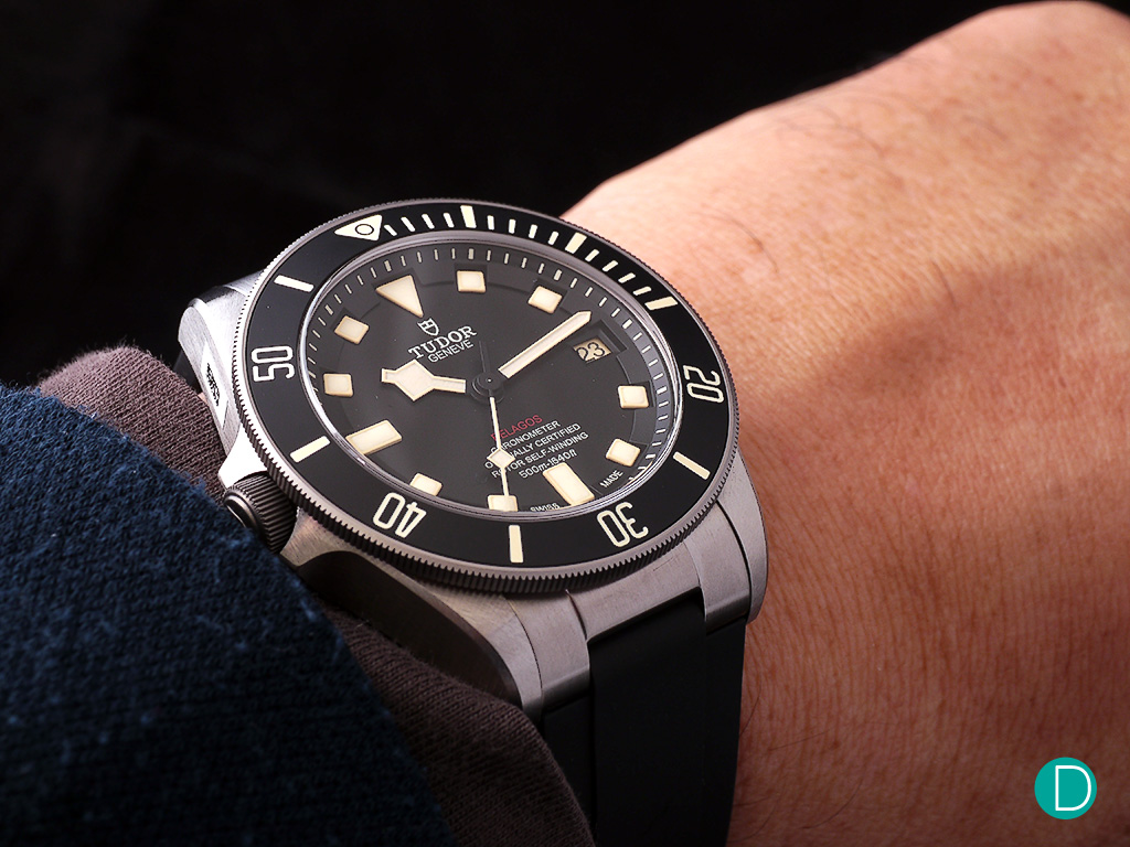 Review: Hands-on with the Tudor Pelagos LHD