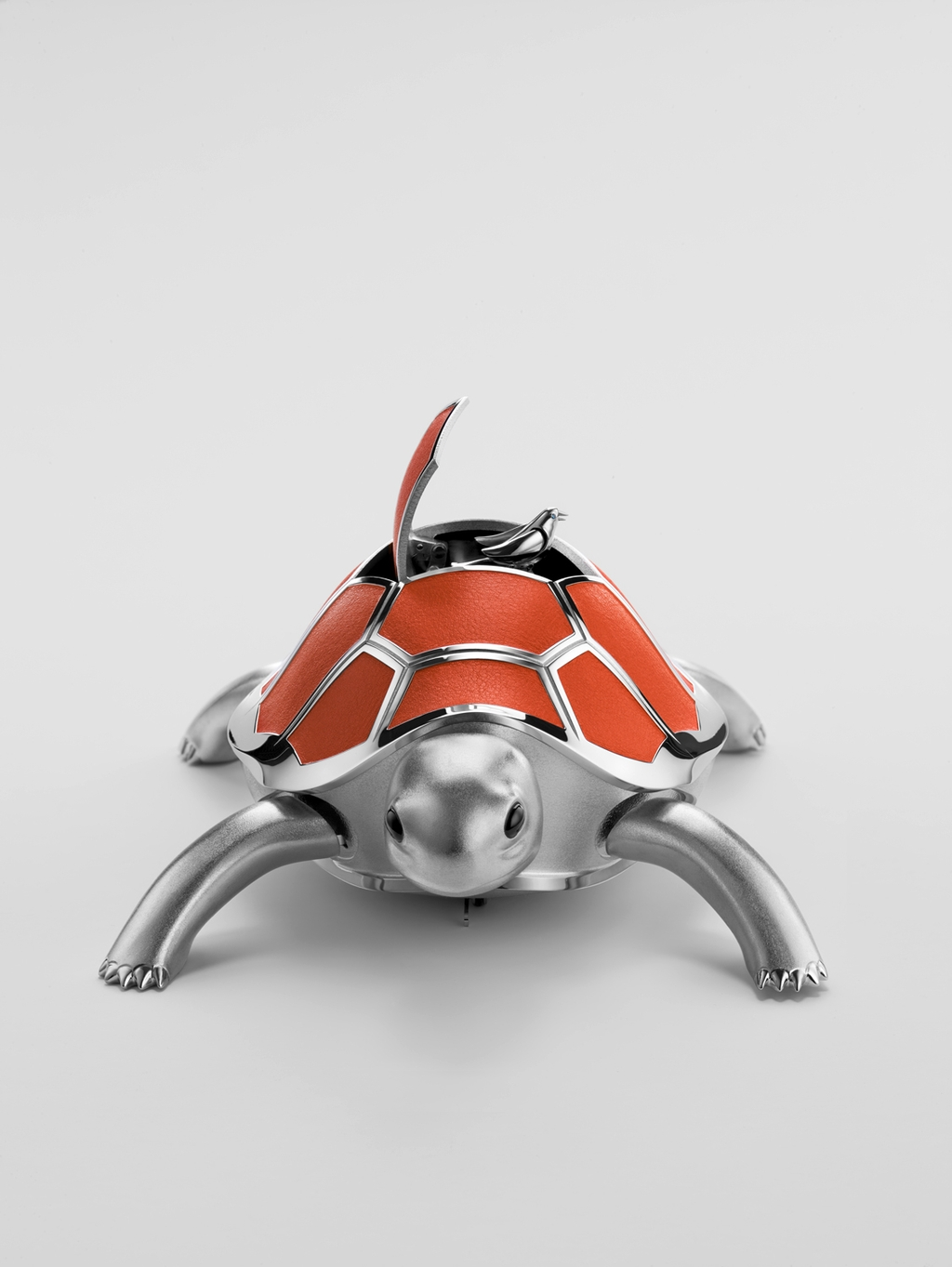 "MB&F presents ""Kelys & Chirp"": a co-creation by Reuge and Nicolas Court"